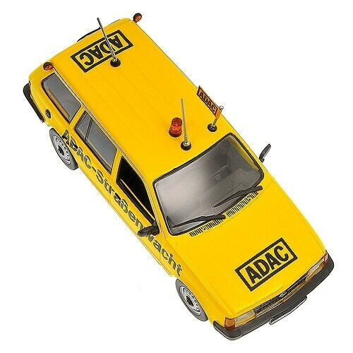1:43 Opel Kadett Caravan ADAC 1979 1/43 • MINICHAMPS 400044190