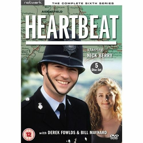HEARTBEAT the complete sixth series 6. Five discs. New sealed DVD.