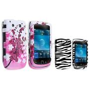 Blackberry Torch 9810 Zebra Case