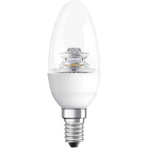 Osram Parathom Classic B40 advanced LED Kerze clear E14 6W =470 Lumen dimmbar