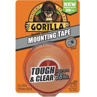 Gorilla Double-sided Mounting Tape