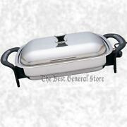 Large Electric Skillet
