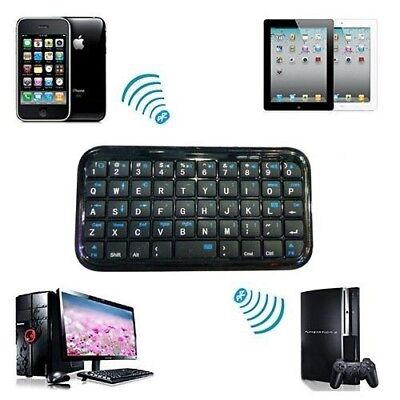 Mini Bluetooth 3.0 Wireless Keyboard For Samsung Apple Table