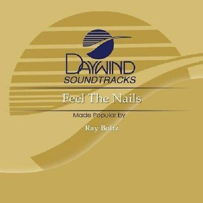 Ray Boltz - Feel The Nails - Accompaniment/Performance Track – New