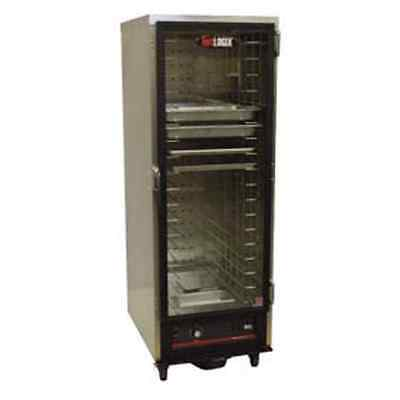 Carter-hoffmann Hl1-18 Full Height Mobile Heating And Holding Cabinet