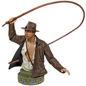 Statue Gentle Giant Indiana Jones mini buste a vendre