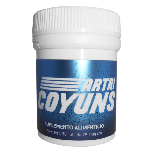 ARTRI COYUNS reforzed GLUCOSAMINA msm CURCUMA ARTRITIS calcio coral COLAGENO