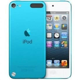 Apple iPod Touch // 5th Generation // 64GB // Blue // Brand New Condition // Boxed