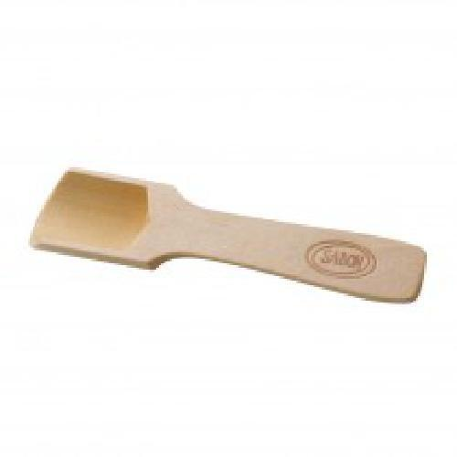 2 Units Sabon Wooden Scoop  for Scrubs Bath Salt & Cosmetic