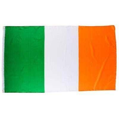 3X5 Ireland Flag 3'x5' Irish FLAG BANNER FAST USA SHIPPER - Ireland Flags