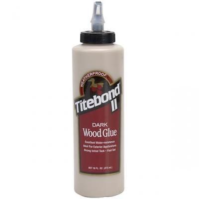 Titebond Ii Dark Wood Glue 16oz
