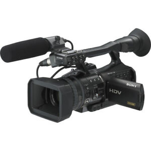 SONY HD PRO CAMCORDER