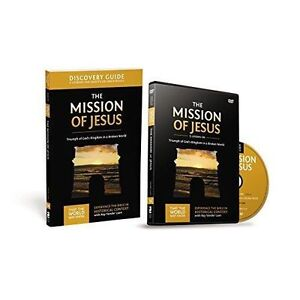 Mission of Jesus Discovery Guide with DVD (That the World May Know), Ray Vander