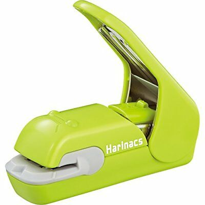 Stationery Kokuyo Harinacs Press Stapleless Stapler Green Sln-mph105g Japan Sb