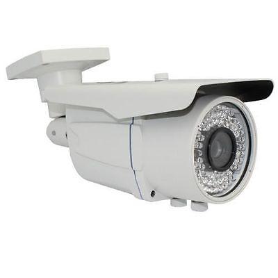HD 1.3MP 1300TVL 9-22mm Long Distance 72IR L Weatherproof Security Camera System