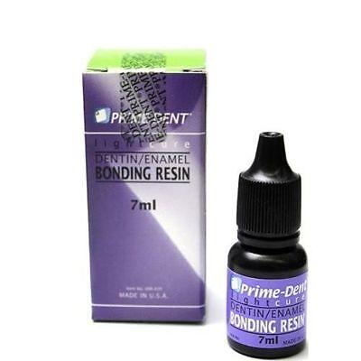Prime Resin 7 Ml Adhesive Light Cure Dentin Enamel One Step Bonding Composite