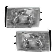 Volvo 240 Headlight