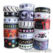 Halloween Ribbon Lot