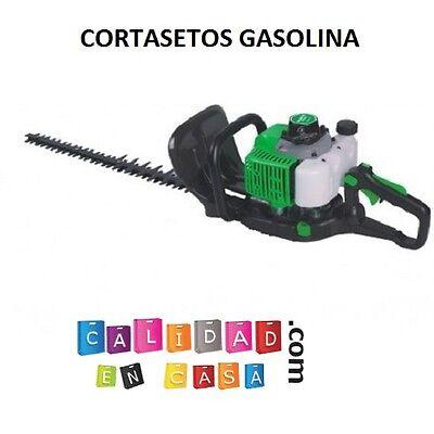 CORTASETOS DE GASOLINA 23CC DESBROZADORA CORTA SETOS HERRAMIENTAS