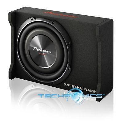 PIONEER TS-SWX3002 +2YR WARANTY CAR 1500W 12
