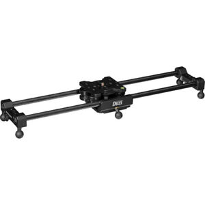"""Cinevate DUZI 3  32"""" Slider, with stands.  Sets up in one minute"""
