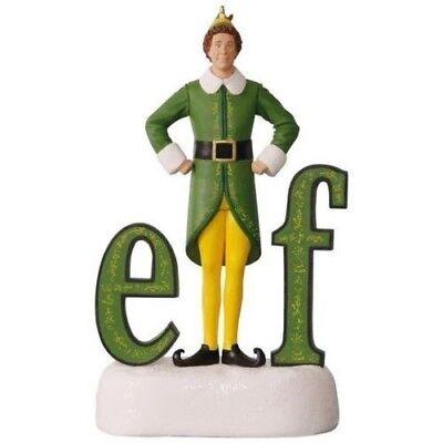 New Buddy the Elf Hallmark Ornament. Bonus: Clark Griswold. ()
