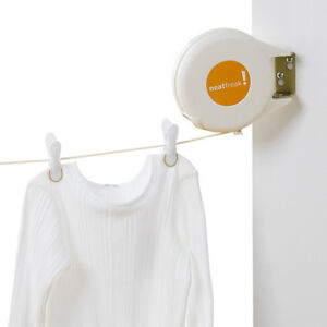 NEW: Retractable Clothesline