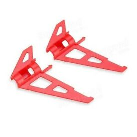 XK K120 RC Helicopter Parts Tail Wing x2 (NEW, 5 sets Available)