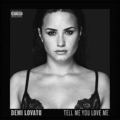 Demi Lovato Cd New Tell Me You Love     Deluxe 3 Bonus Tracks Now Shipping