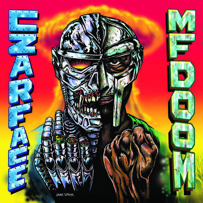 Czarface   Czarface Meets Metal Face  New Vinyl Lp