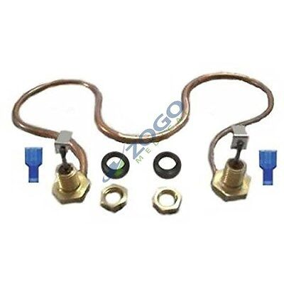 Chattanooga 10630 Hydrocollator Heating Element Replacement Part E1 E2 SS2 M2 E1 Hydrocollator Heating