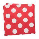 Polka Dot Red Napkins