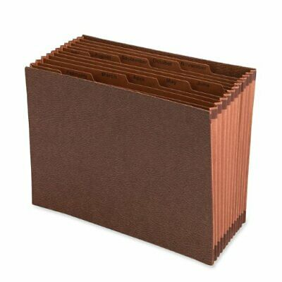 Smead 70488 Leather-like Tuff Expanding Files - Letter - 8.50 X 11 - 0.87