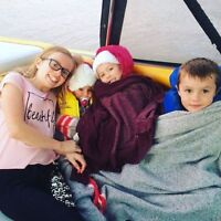Looking for a nanny for four children