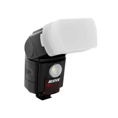 Dedicated E-TTL External Hot shoe Flash + LED video Light for Canon EOS cameras