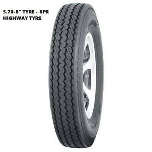 "Highspeed Trailer Tyres - Wanda 5.70-8"" P811 8PR Highway Tyre Midvale Mundaring Area Preview"