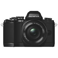 Olympus OMD E10 mirrorless camera with 14-42mm lens
