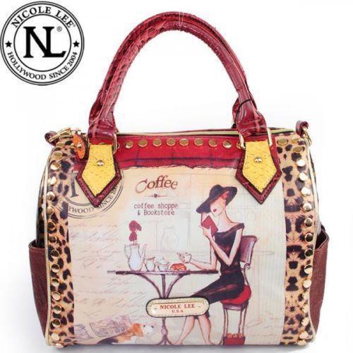 96de521c6c Nicole Lee Handbags