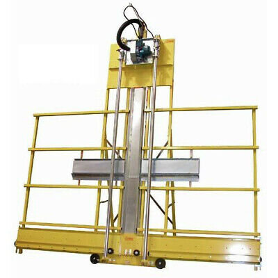 Saw Trax Fs100sm Full Size 100 In. Sign Makers Vertical Panel Saw New