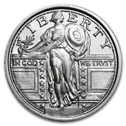 1 oz Silver Liberty Coin