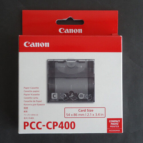 Canon Paper cassette PCC-CP400/ for Card Size 2.1in-3.4in Japanese