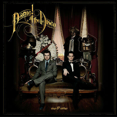 Panic At The Disco  Panic  At The Disco   Vices   Virtues  New Vinyl
