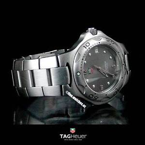 Genuine TAG HEUER KIRIUM Men's Grey Dial 200M Professional Sydney Region Preview