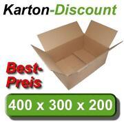 Versandkarton 400 x 300 x 200
