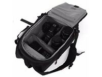 Job Lot 6 x Albott® Waterproof Shockproof SLR Camera Backpack for Canon,Sony Nikon,