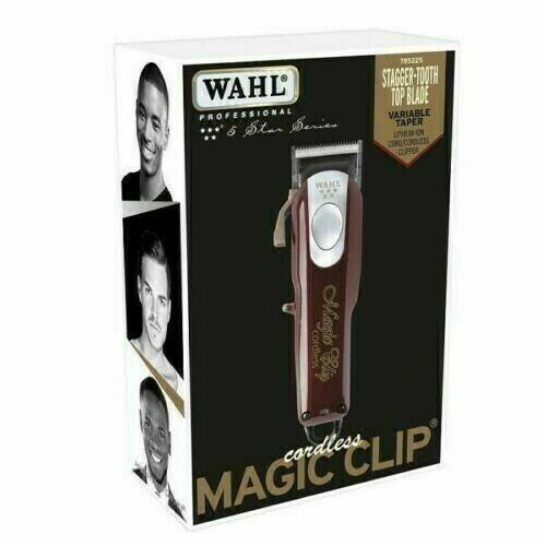 Wahl Professional 5-Star Cord/Cordless Magic Clip #8148 –