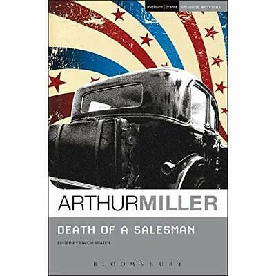 Death of a Salesman - Paperback NEW Miller, Arthur 2010-04-30