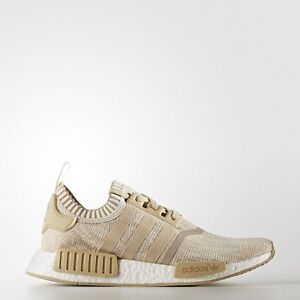Adidas NMD R1 Linen Khaki (Size 8) BY1912