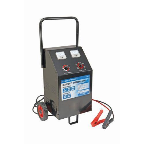12 volt auto battery charger