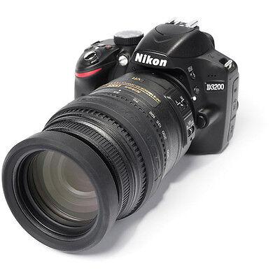 easyCover Lens Rims for 72mm Lens Black (Lens ring and bumper) protective skin